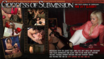 Foot femdom movies at Goddess of Submission