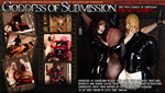 Latex femdom movies at Goddess of Submission